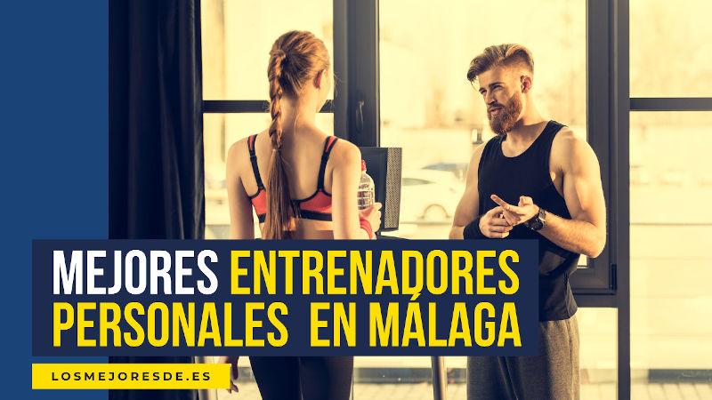 mejores entrenadores personales en Málaga