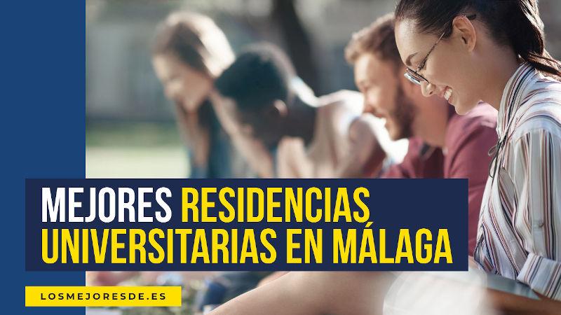 mejores residencias universitarias en Málaga