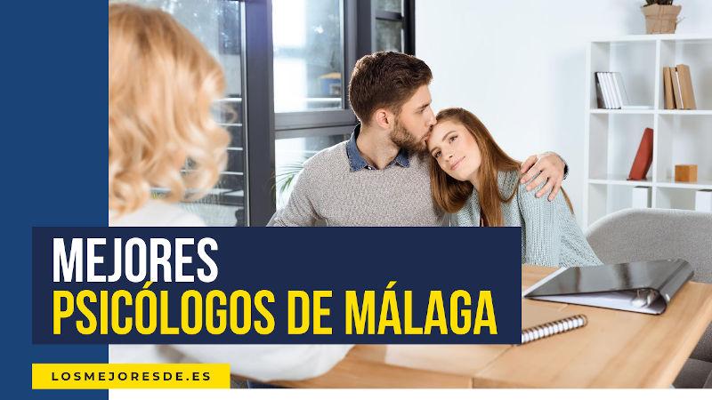 mejores psicólogos de Málaga