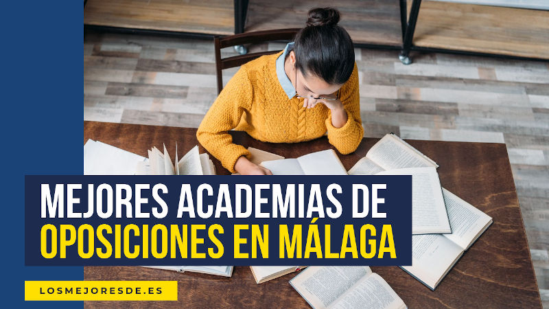 mejores academias de oposiciones en Málaga