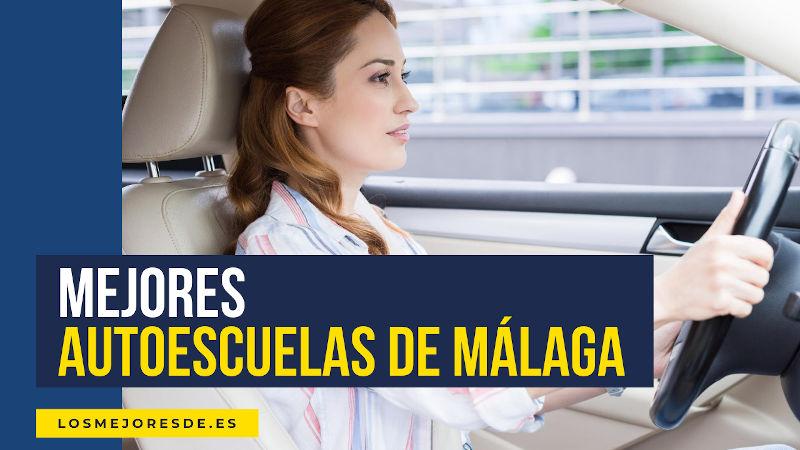 mejores autoescuelas de Málaga