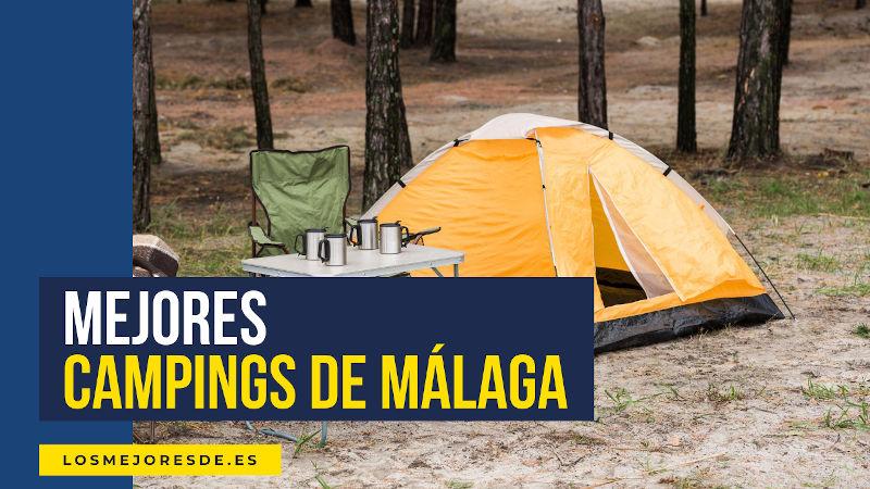 mejores campings de Málaga