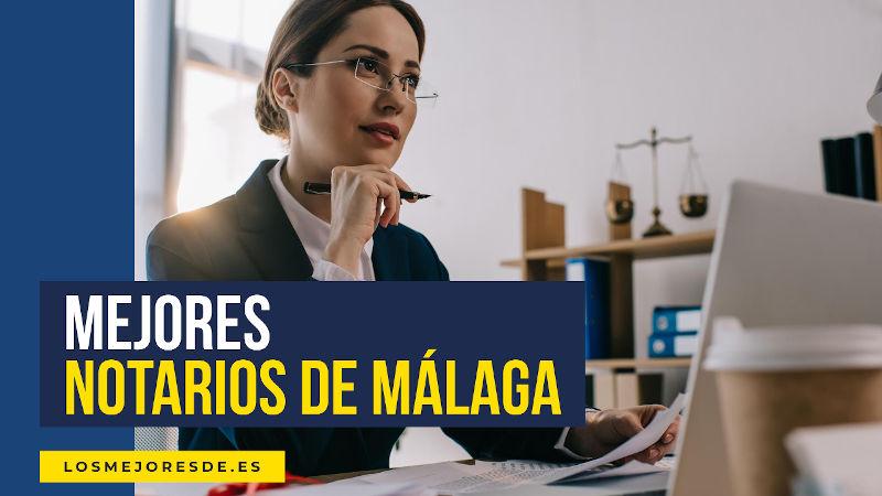 mejores notarios de Málaga