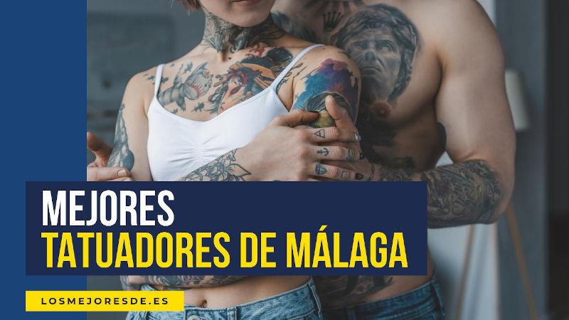 Mejores tatuadores de Málaga