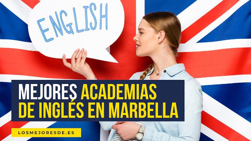 mejores academias de inglés en Marbella