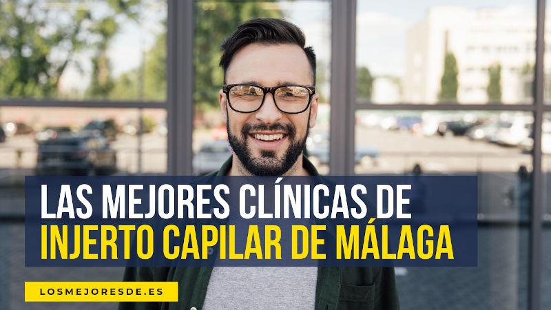 mejores clínicas injerto capilar Málaga