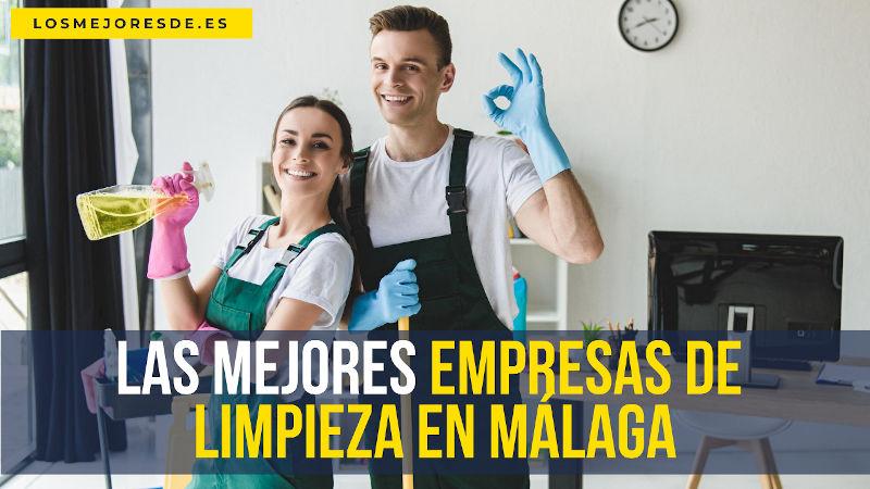 empresas limpieza Málaga